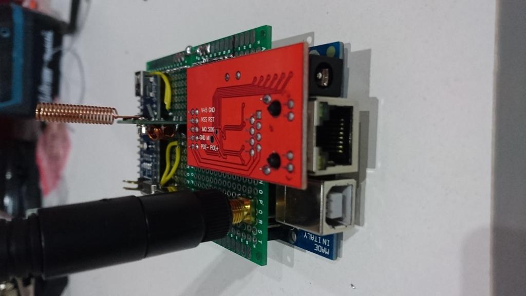Mqtt / json Arduino shield for Rflink