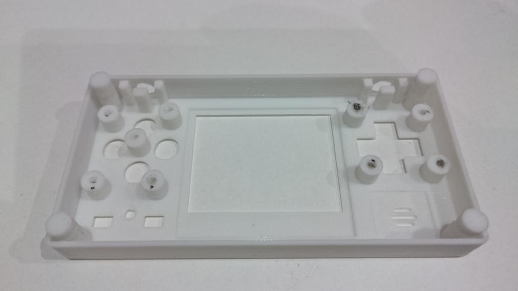 PiBoy Micro : an micro sized homemade portable retrogaming